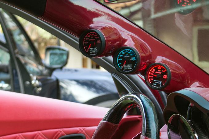 Chevrolet Cruze độ nửa tỷ đồng của dân chơi Sài Gòn