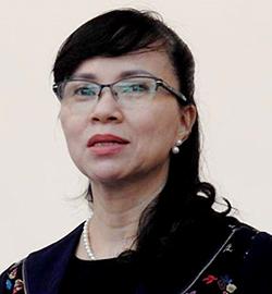 Vụ trưởng Giáo dục Đại học (Bộ Giáo dục và Đào tạo) Nguyễn Thị Kim Phụng.
