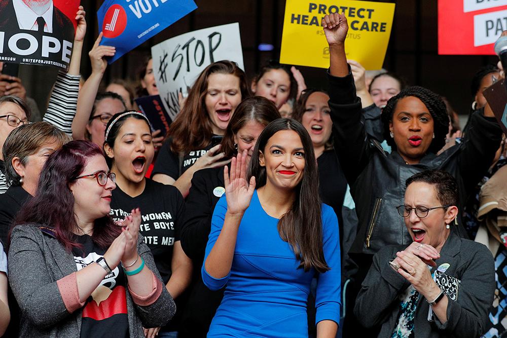 Người phụ nữ trẻ nhất trúng cử vào quốc hội Mỹ