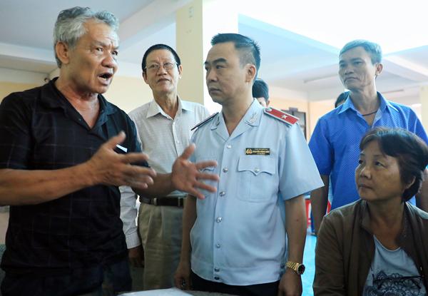 Người dân Thủ Thiêm đòi TP HCM đưa ra ranh quy hoạch