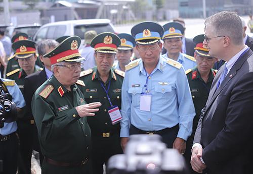 Sân bay Đà Nẵng có thêm hơn 13ha đất 'sạch dioxin'