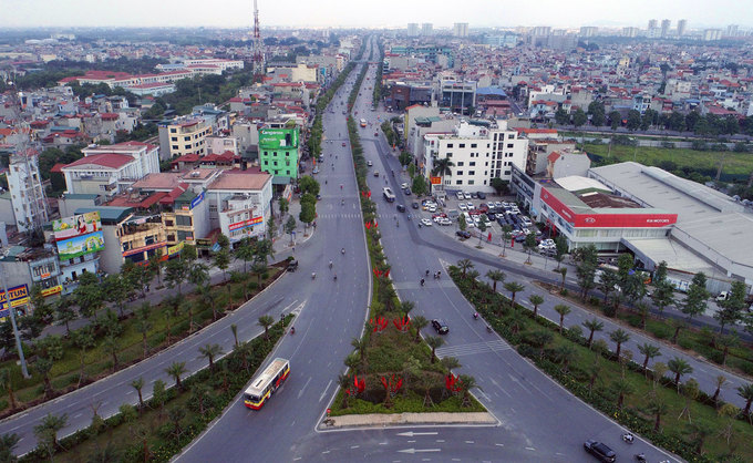 Hệ thống giao thông gần 10.000 tỷ đồng ở quận Long Biên