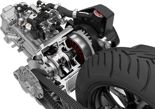 Honda PCX Hybrid tiết kiệm xăng như thế nào - 1