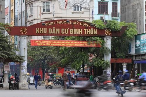 Phường ở Hà Nội xây dựng tuyến phố kiểu mẫu