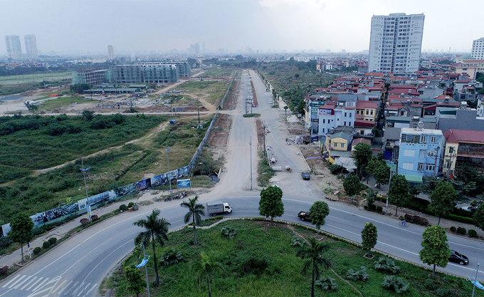 Tuyến đường gần 4 km đổi 180 ha đất 'vàng' ở Hà Nội