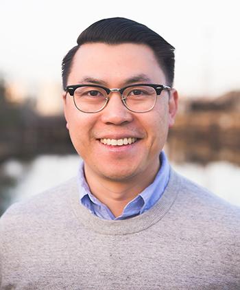 Ông Joe Nguyễn, thượng nghị sĩ gốc Việt đầu tiên của Washington. Ảnh: People for Joe Nguyen