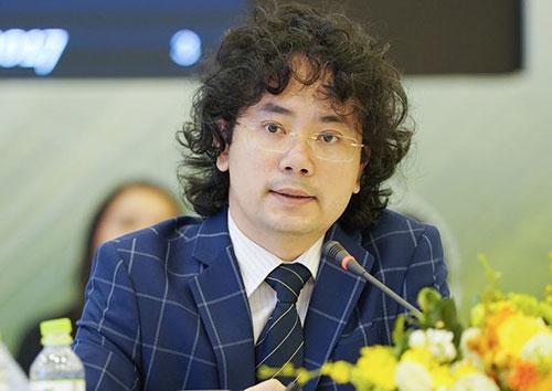 PGS Tạ Hải Tùng phát biểu tại hội thảo.