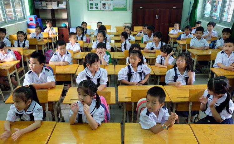 Giới hạn nào trong việc thầy cô phạt học trò?