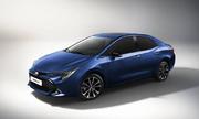 Toyota Corolla sedan thế hệ mới sắp ra mắt