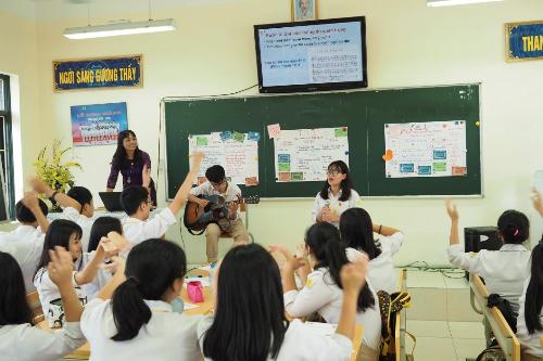 Chia sẻ của nữ giáo viên muốn mang Văn gần với đời