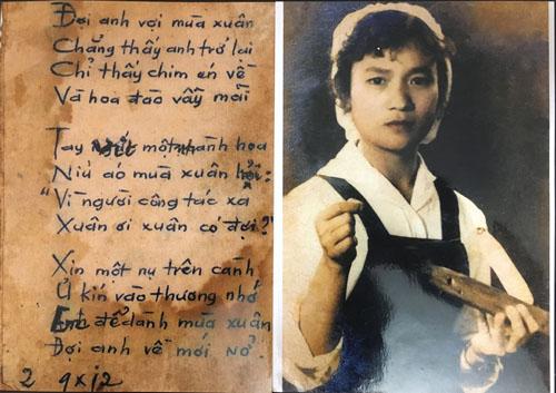 Nửa thế kỷ tìm nữ công nhân từ bức ảnh ở túi áo liệt sĩ Trường Sơn
