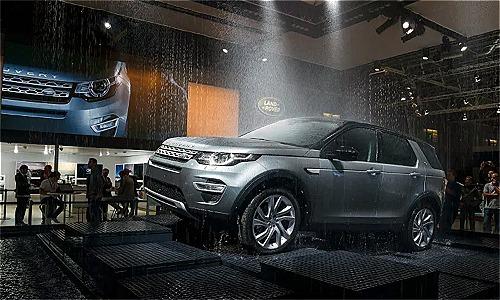 Công nghệ chống say xe sử dụng cảm biến sinh trắc học để theo dõi nhịp tim, nhiệt độ cơ thể của hành khách để sớm phát hiện ra biểu hiện say xe, theo Jaguar Land Rover.