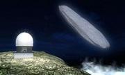 Vật thể du hành liên sao nghi là tàu vũ trụ ngoài hành tinh