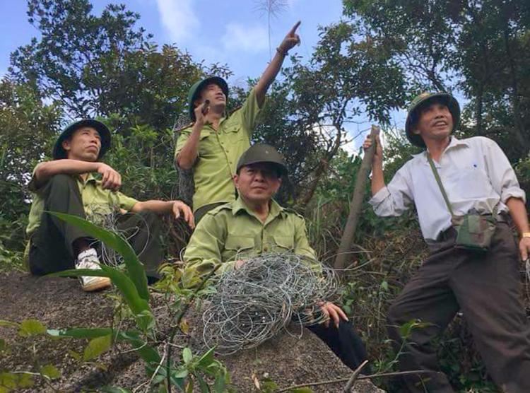 Hà Tĩnh truy tìm thủ phạm giăng gần 400 bẫy thú trên núi Hồng Lĩnh