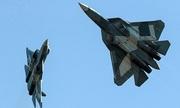 Chuyên gia Nga nói tiêm kích Su-57 ưu việt hơn đối thủ F-22 Mỹ