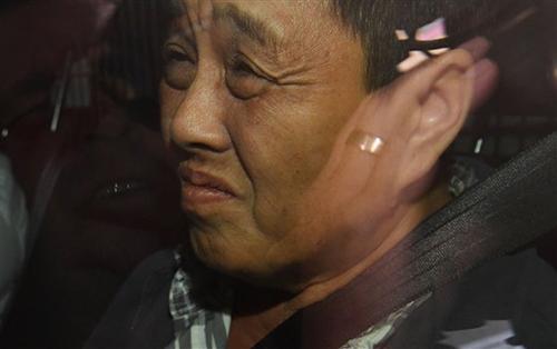Nghi phạm My Ut Trinh khi bị cảnh sát bắt hôm 11/11. Ảnh: AAP
