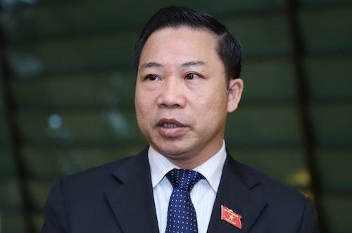 Đại biểu Quốc hội Lưu Bình Nhưỡng. Ảnh: Hoàng Phong