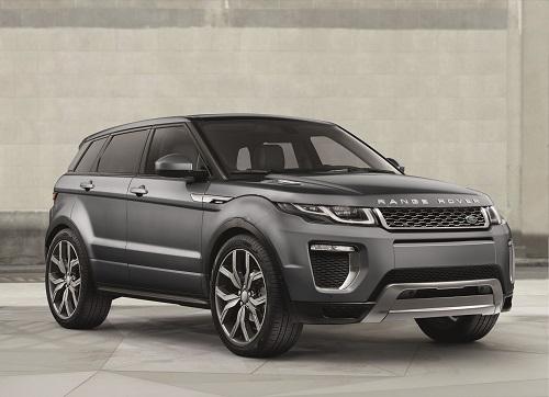 Những lý do khiến Range Rover Evoque hấp dẫn