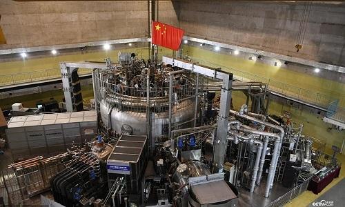 ''Mặt Trời nhân tạo'' của Trung Quốc đạt nhiệt độ 10 triệu độ C -