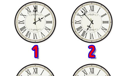 Bốn câu đố tìm điểm khác biệt đòi hỏi sự tinh mắt -