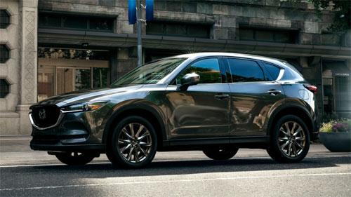 Mazda CX-5 2019 động cơ 2.5 tăng áp, giá từ 26.000 USD