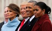 Michelle Obama tiết lộ 'không thể gượng cười' vào ngày Trump nhậm chức