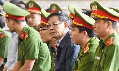 Vì sao ông Phan Văn Vĩnh không bị kê biên tài sản? -