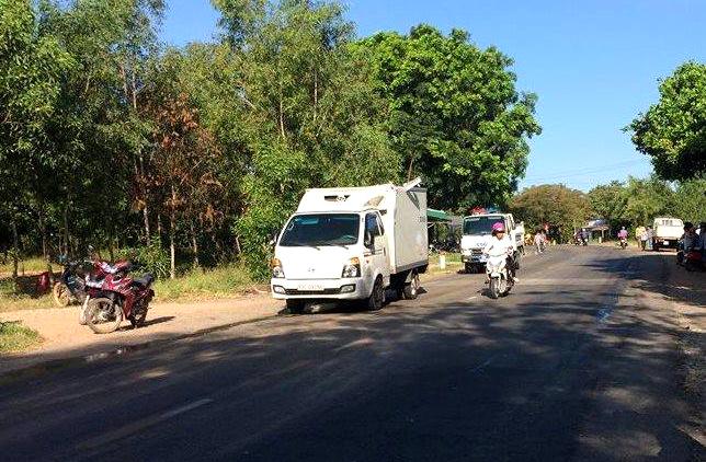 Xe chở quân nhân đến thao trường gặp nạn, 2 người tử vong