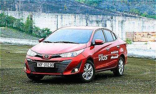 Khám phá những điểm mạnh trên Toyota Vios 2018 - VnExpress