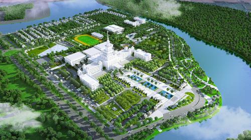 Vingroup xây trường đại học trên diện tích 23 hecta