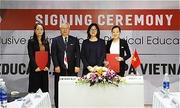 JACPA Nhật Bản chuyển giao chương trình giáo dục thể chất cho ASC