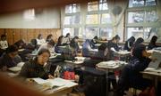 """Hàn Quốc chuẩn bị cho kỳ thi đại học """"sinh tử"""""""