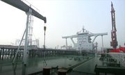 Trung Quốc xuất xưởng tàu chở dầu tiết kiệm nhiên liệu