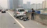 Xe máy đi vào cao tốc gây tai nạn, ôtô có phải chịu trách nhiệm?