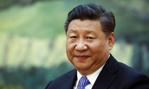 Chủ tịch Trung Quốc Tập Cận Bình tại Bắc Kinh hồi tháng 5. Ảnh: AFP.