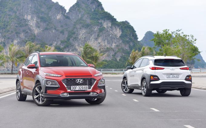 Hyundai Kona - crossover kiểu Âu cho gia đình trẻ Việt - 2