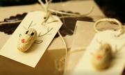 Dạy trẻ cách làm thiệp Giáng sinh sáng tạo