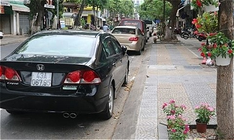 Không có biển cấm có được phép đỗ xe?