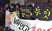 Nhiều sĩ tử Hàn Quốc không ăn rong biển trước kỳ thi đại học