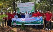 Toyota Việt Nam chung tay xanh hoá học đường