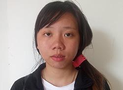 Nguyễn Thị Kim Ngân tại cơ quan điều tra. Ảnh: Công an cung cấp