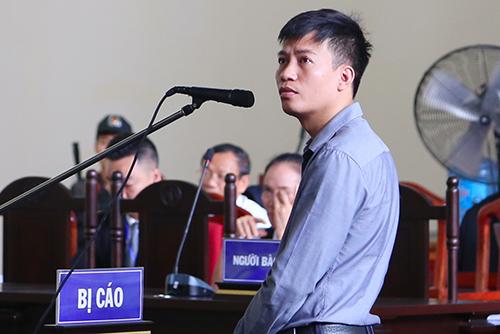 Bị cáo Phạm Tuấn Anh.