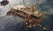 Thái Lan trục vớt tàu chở du khách Trung Quốc chìm