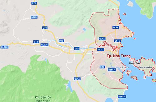 TP Nha Trang.