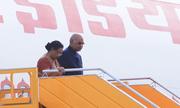 Tổng thống Ấn Độ đến Đà Nẵng