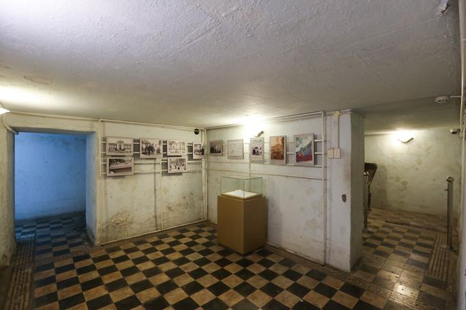 Căn hầm bí mật trong tòa nhà hơn trăm tuổi ở Sài Gòn