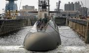 Nhà máy đóng tàu trọng yếu của hải quân Mỹ có thể bị nước biển nhấn chìm