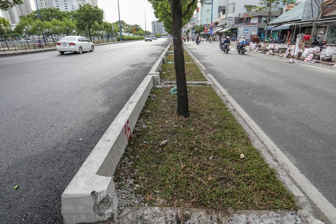 Hơn 55 tỷ đồng nâng cấp 8,5 km đại lộ Võ Văn Kiệt ở TP HCM
