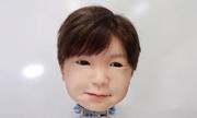 Robot trẻ em có biểu cảm khuôn mặt như người