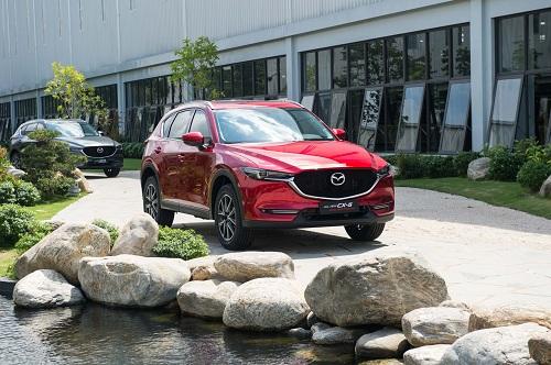 Mazda Viet Nam giam gia ban tang uu dai nhieu mau xe